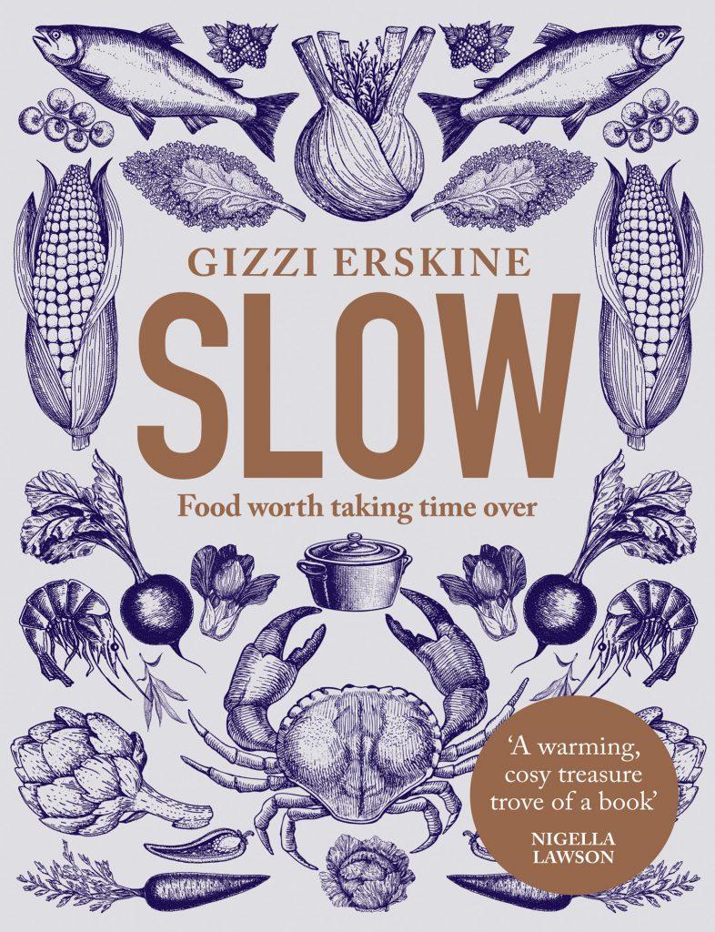 Gizzi Erskine Slow book jacket