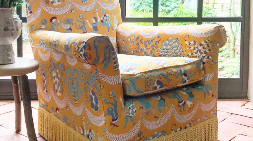 The Curious House Armchair
