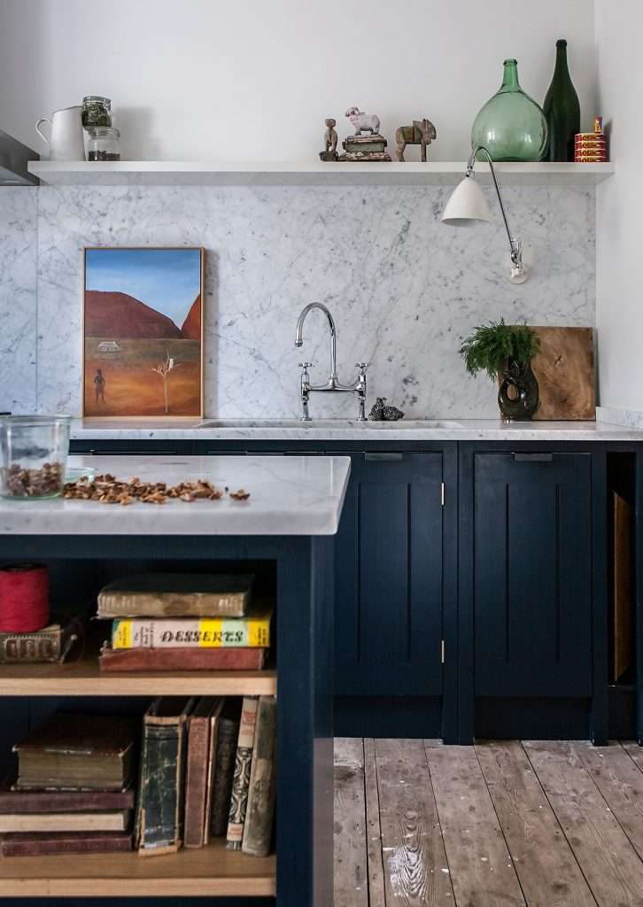 Skye Gyngell British Standard Kitchen sink view