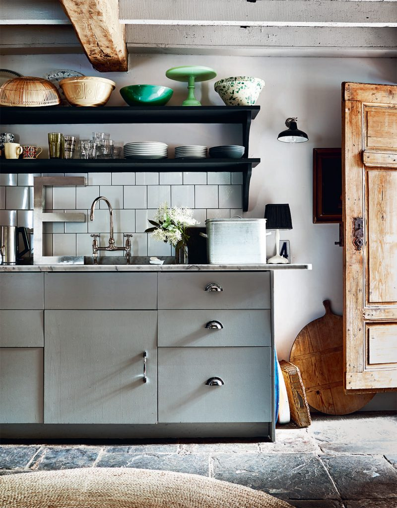 Clare Nash's Cotswolds kitchen