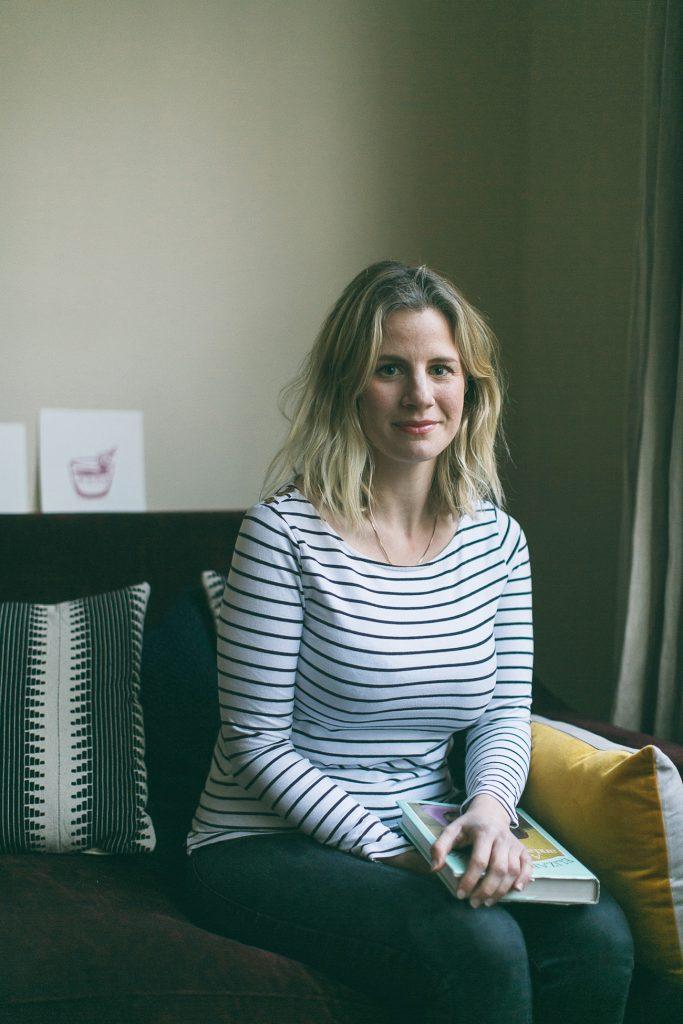 Emily Jonzen - From My Kitchen - headshot