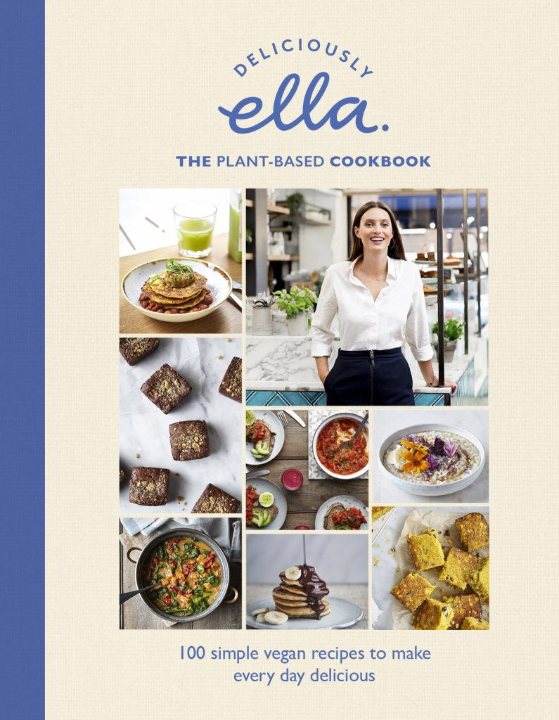 Deliciously Ella book jacket