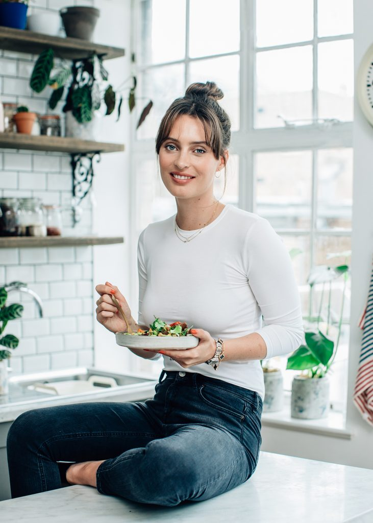 Deliciously Ella portrait