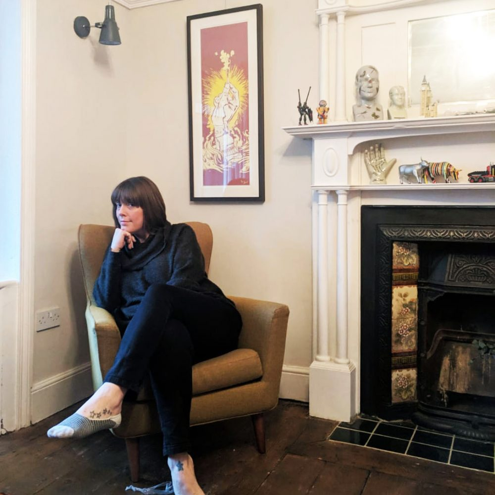Jess Phillips MP on what it means to feel safe in your own home