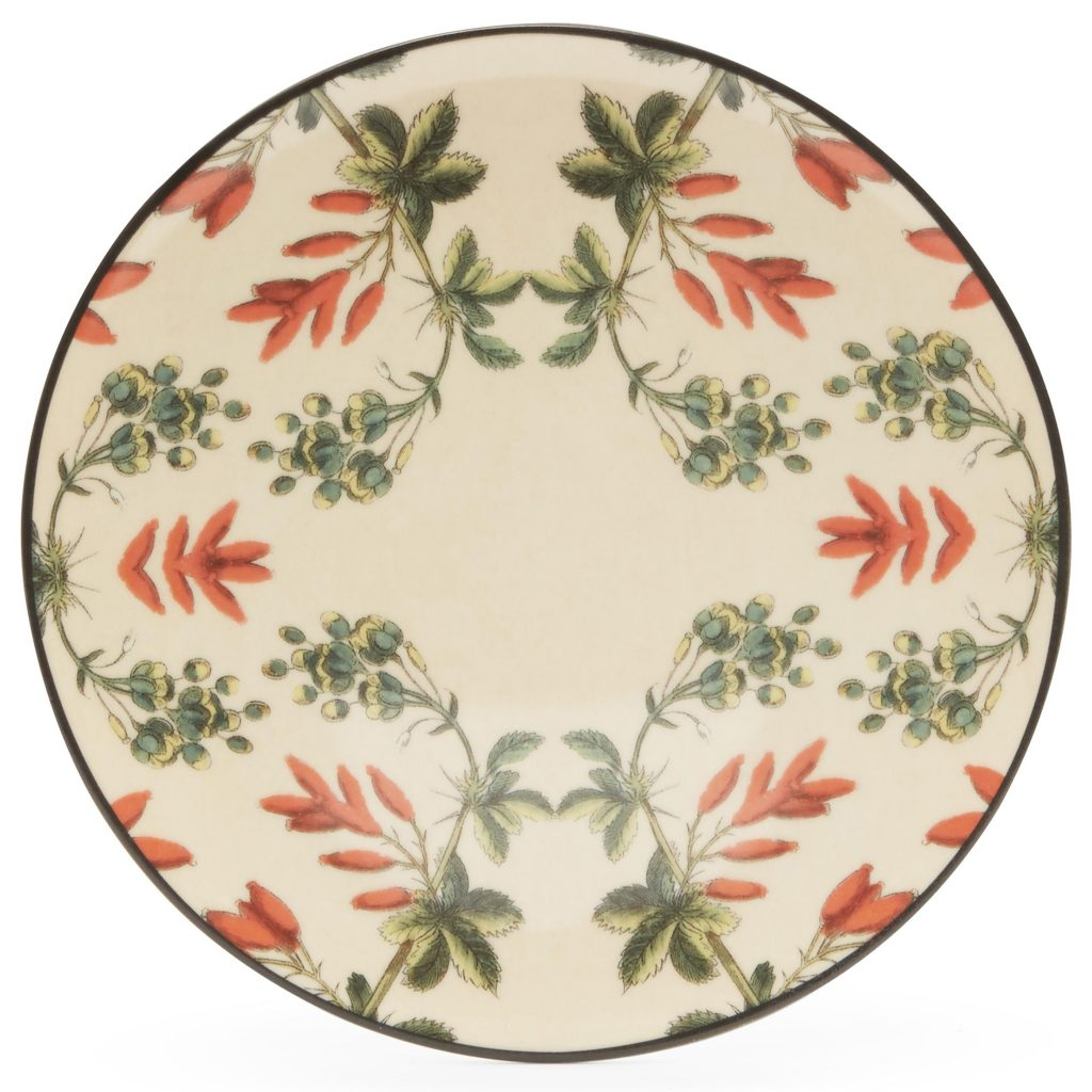 Les Ottomans Sultan plate, £45, Liberty