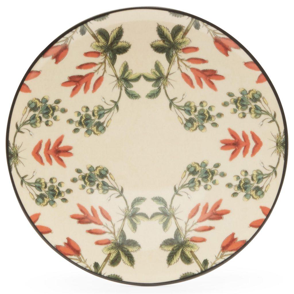 Les Ottomans Sultan plate, £45, Liberty