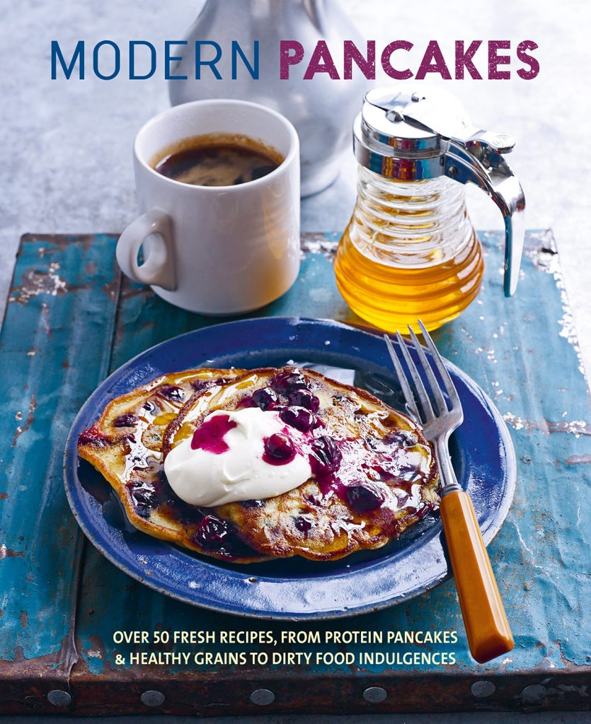 Modern-Pancakes-Ryland Peters & Small book-jacket
