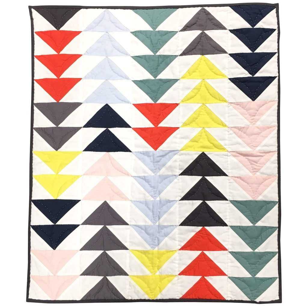Fine-Cell-Work-triangle-quilt