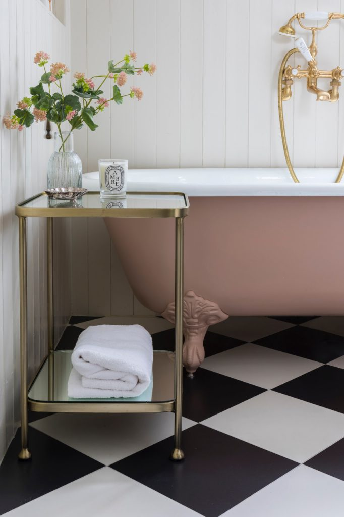 Laura Stephens designed bathroom Dulwich-5