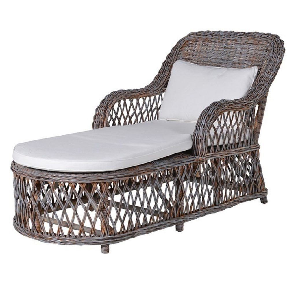Lounger, £325.50, Sweetpea & Willow