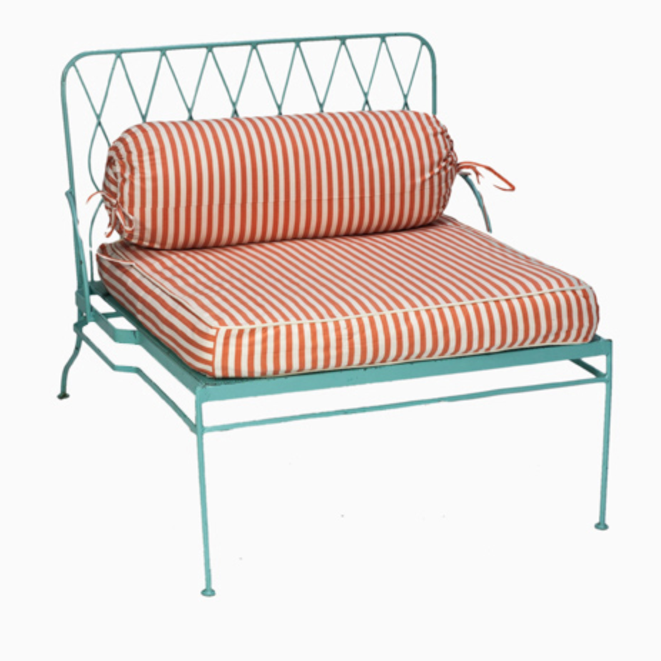 Palm Springs chair, £250, Raj Tent Club