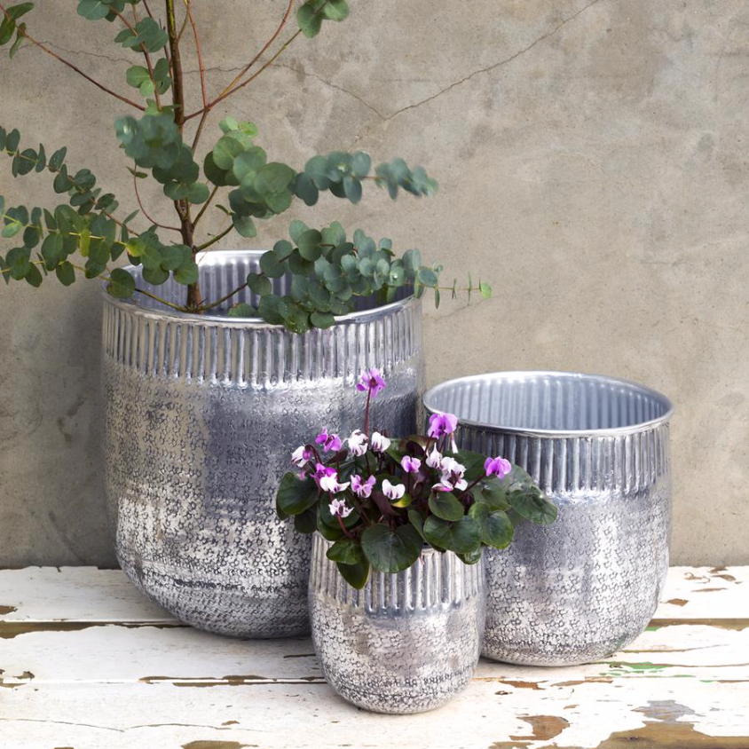 Reha planters, £180 set of three, Dassie Artisan