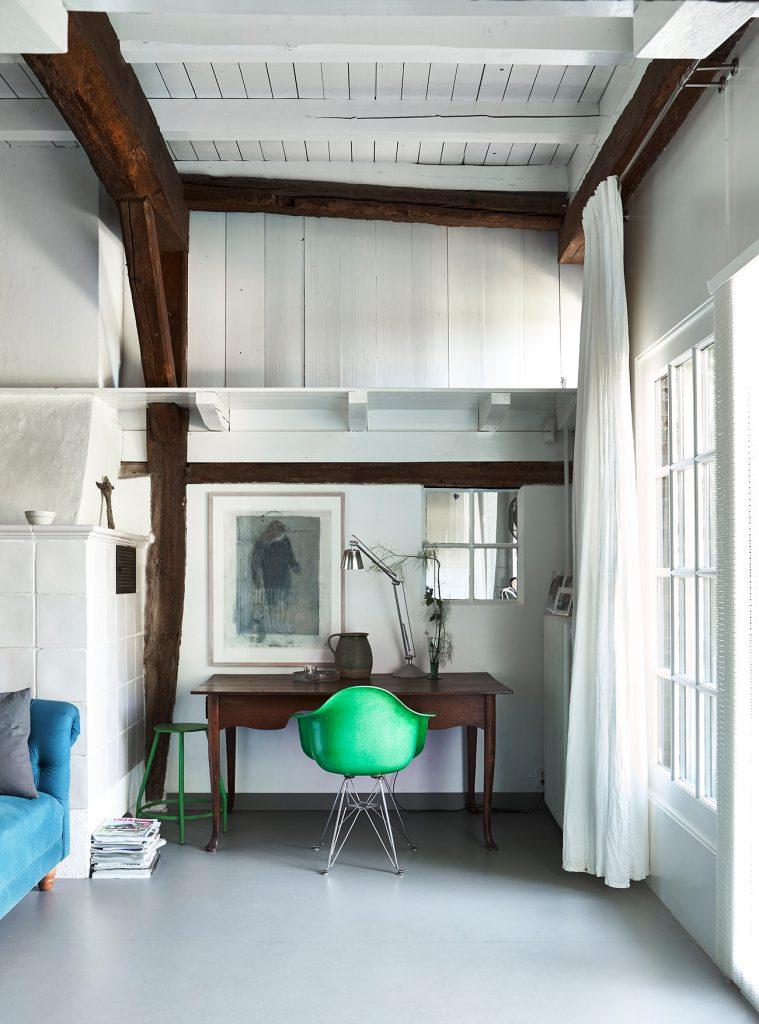 Selina-Lake-Natural-Living-Style-green-chair