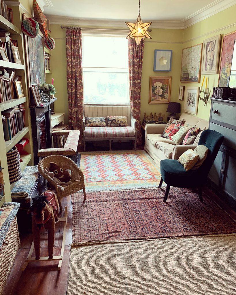 Sitting room Victoria Roper-Curzon