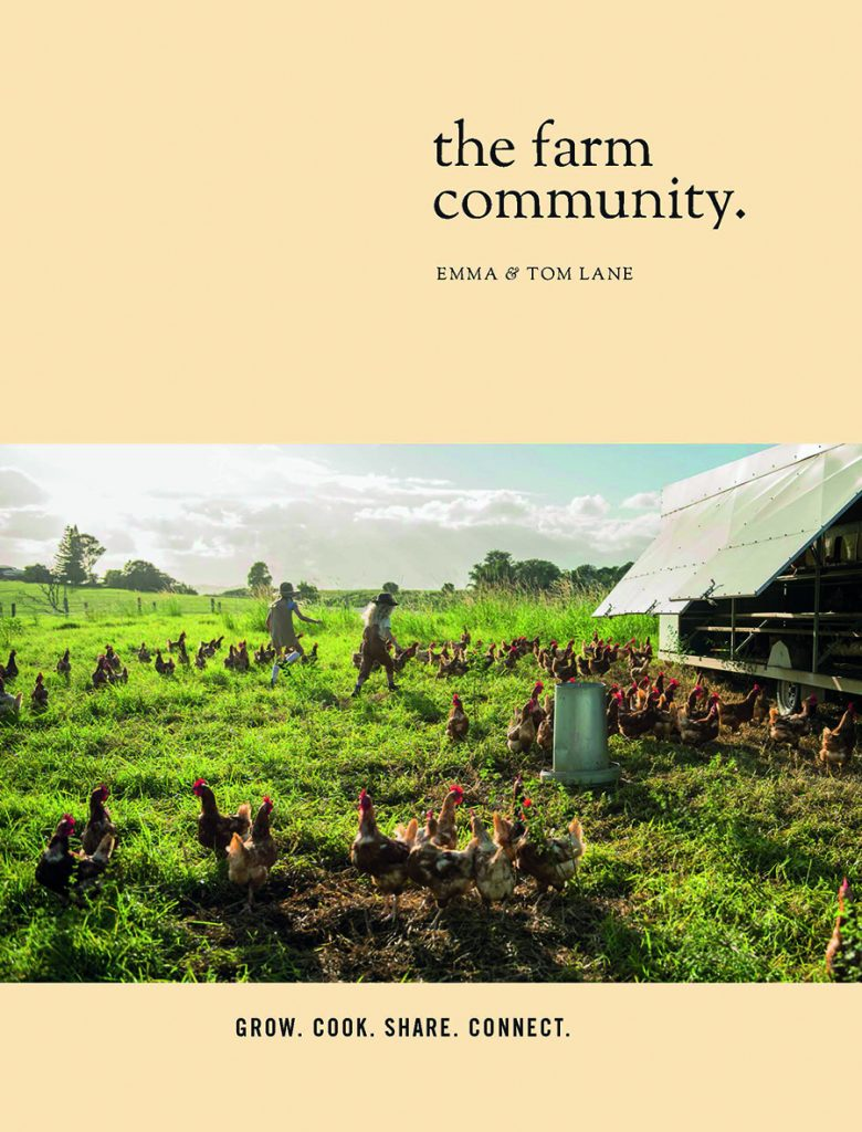 The Farm Community book jacket