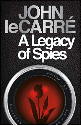 A Legacy of Spies John Le Carre book jacket