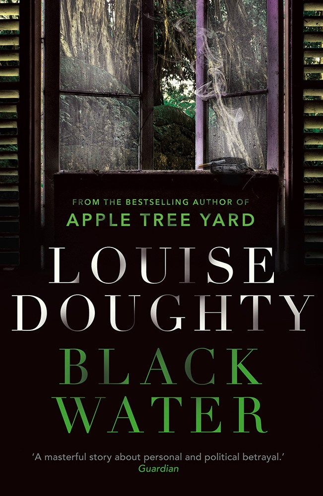 Blackwater Louise Doughty book jacket