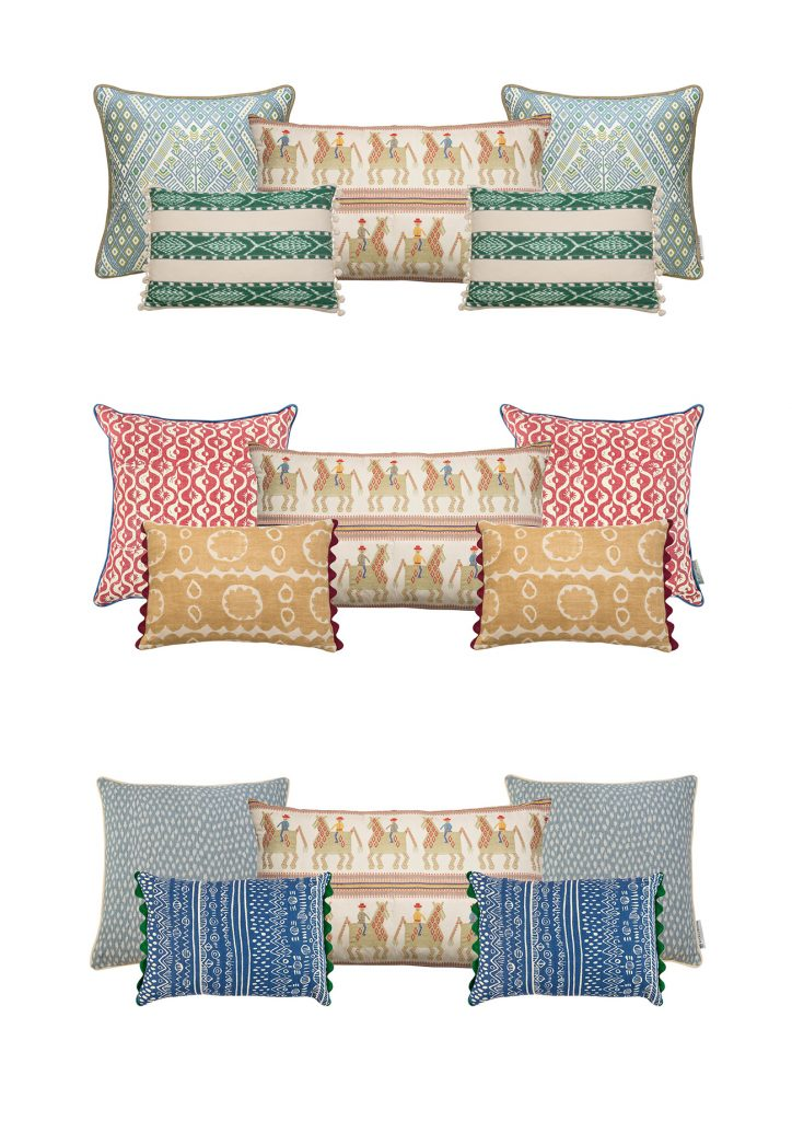 Cushion Colour Combos