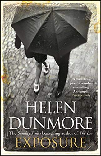 Exposure Helen Dunmore book jacket