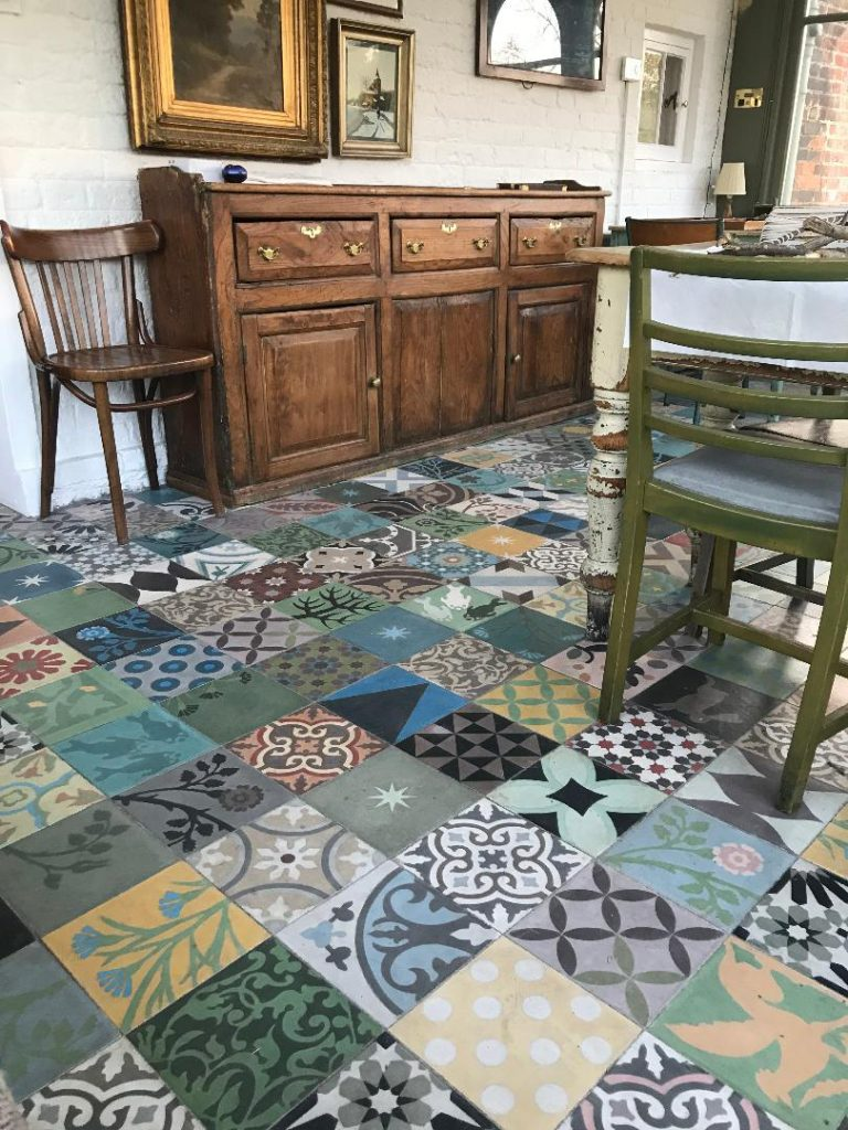Russell Norman Tiles