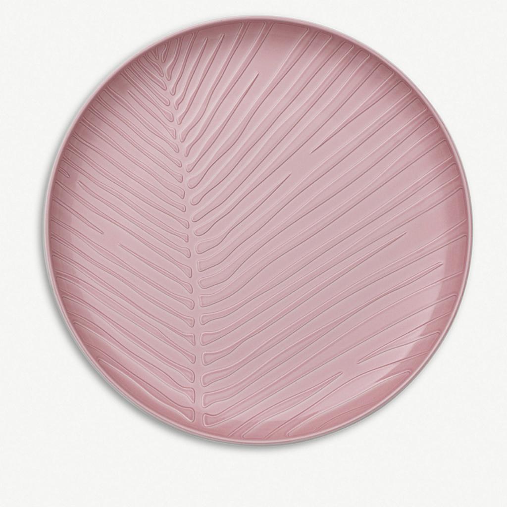 Villeroy and Boch leaf plate, £14.90, Selfridges