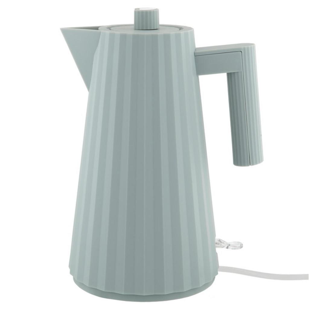 Alessi Plisse electric kettle, £84.15, Finnish Design Shop