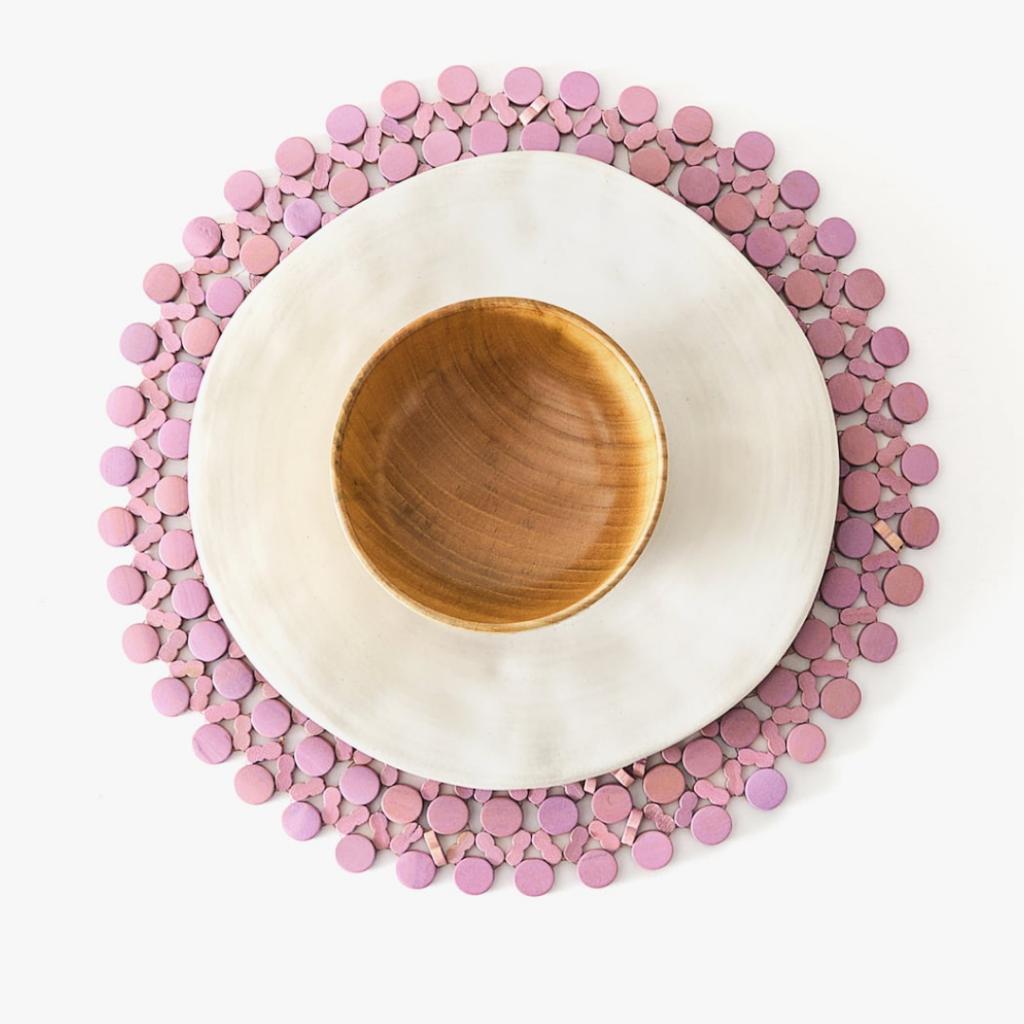 Bamboo placemat, £15.99, Zara Home