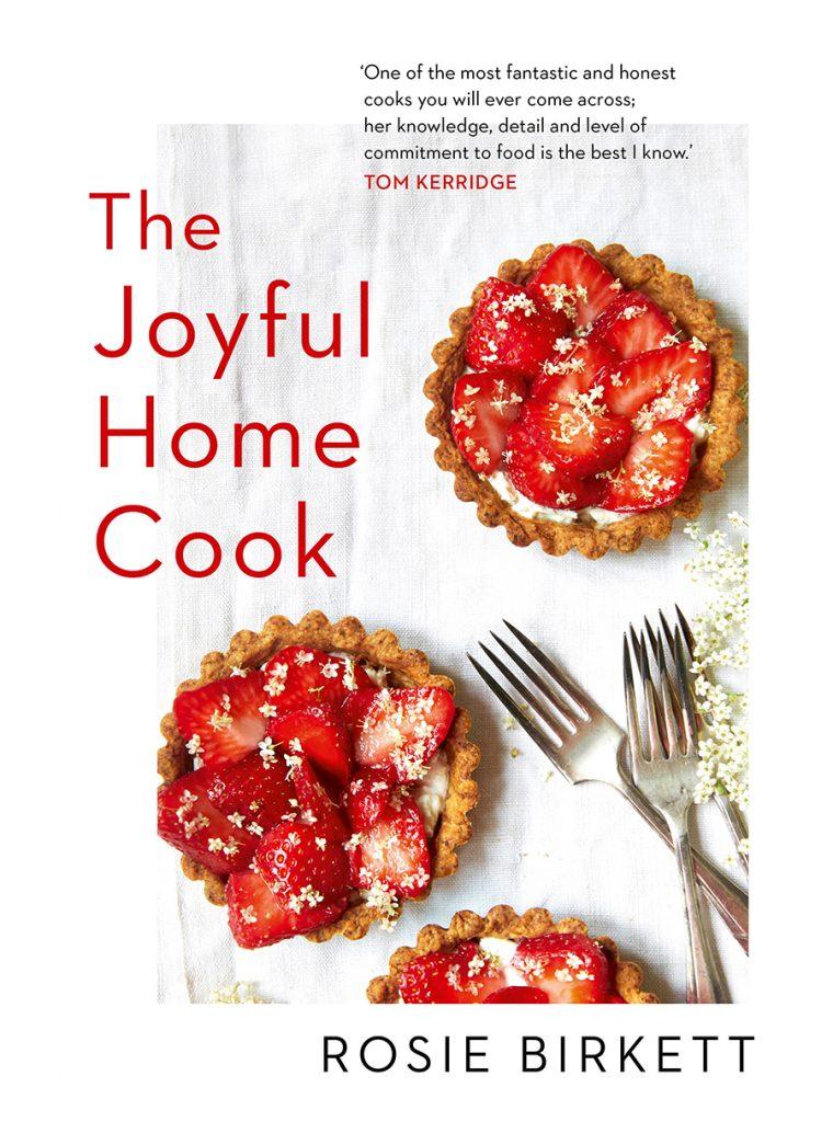 Joyful Home Cook jacket