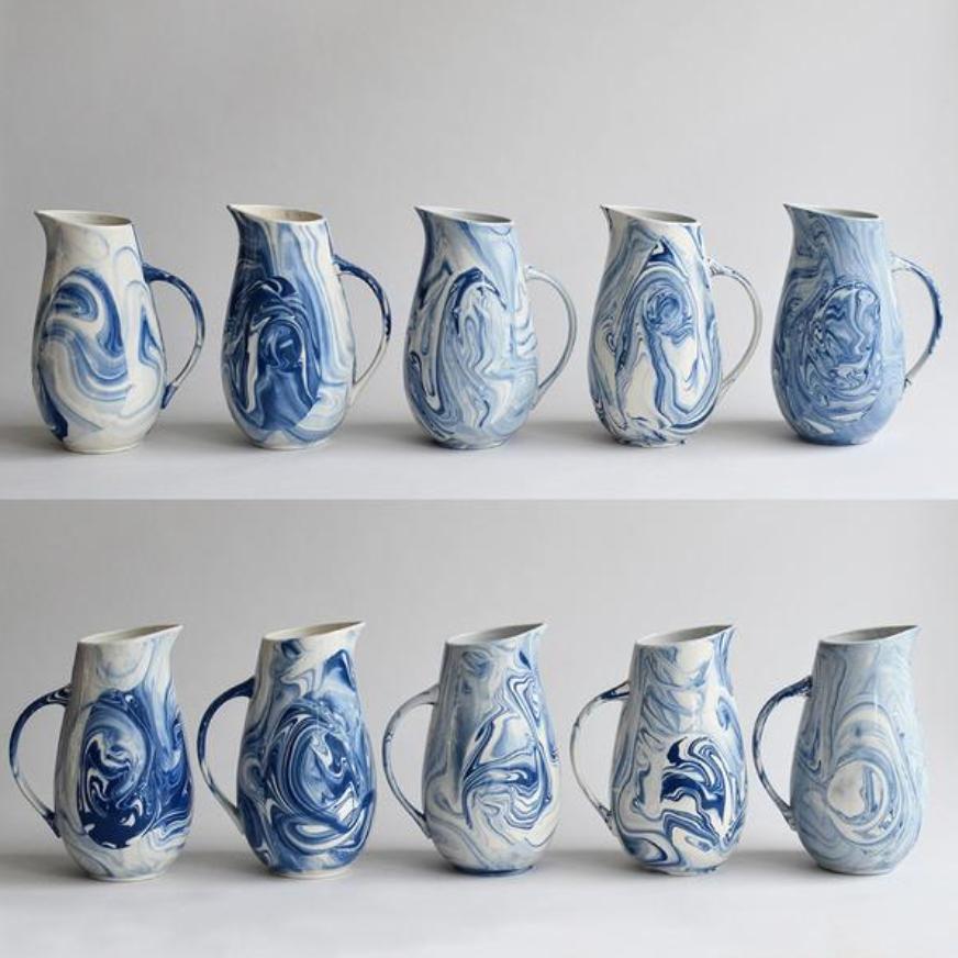 Water jug, £55, Nom Living
