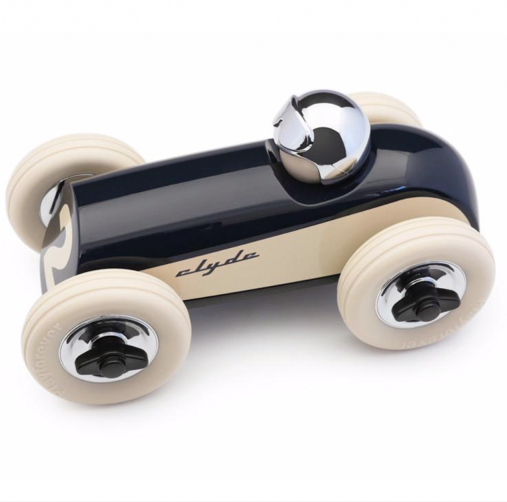 502 Clyde Midnight toy racing car, Playforever