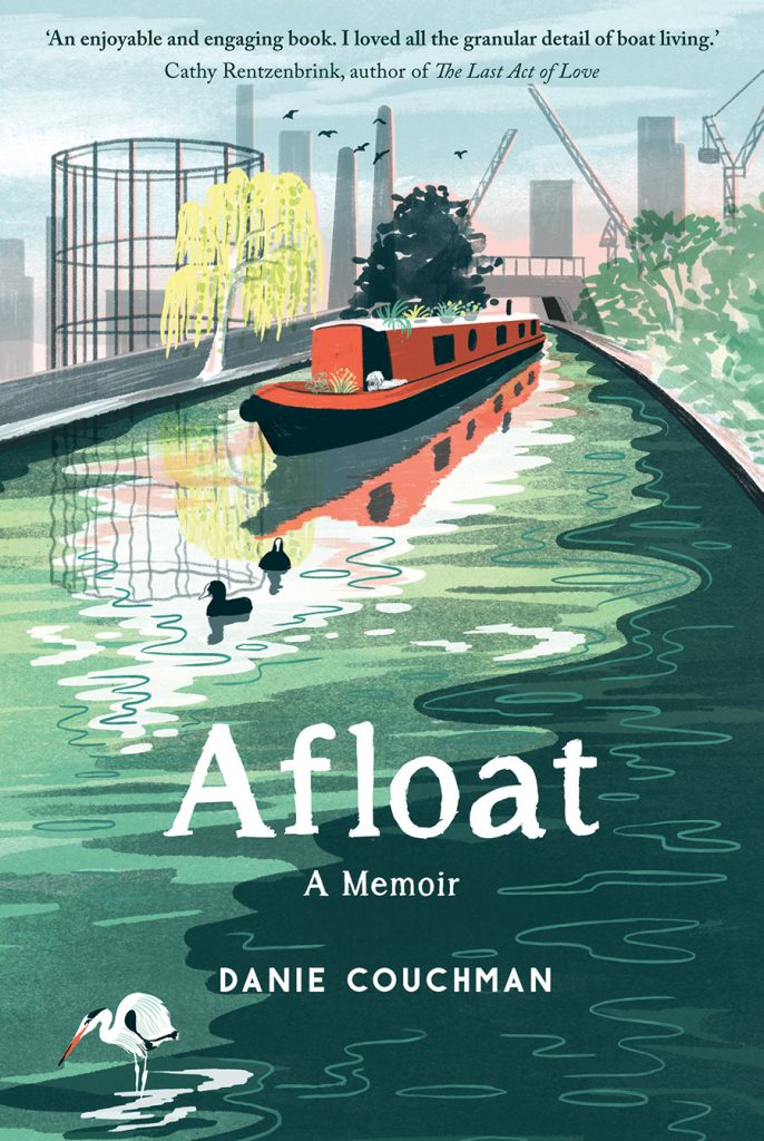 Afloat by Danie Couchman book jacket