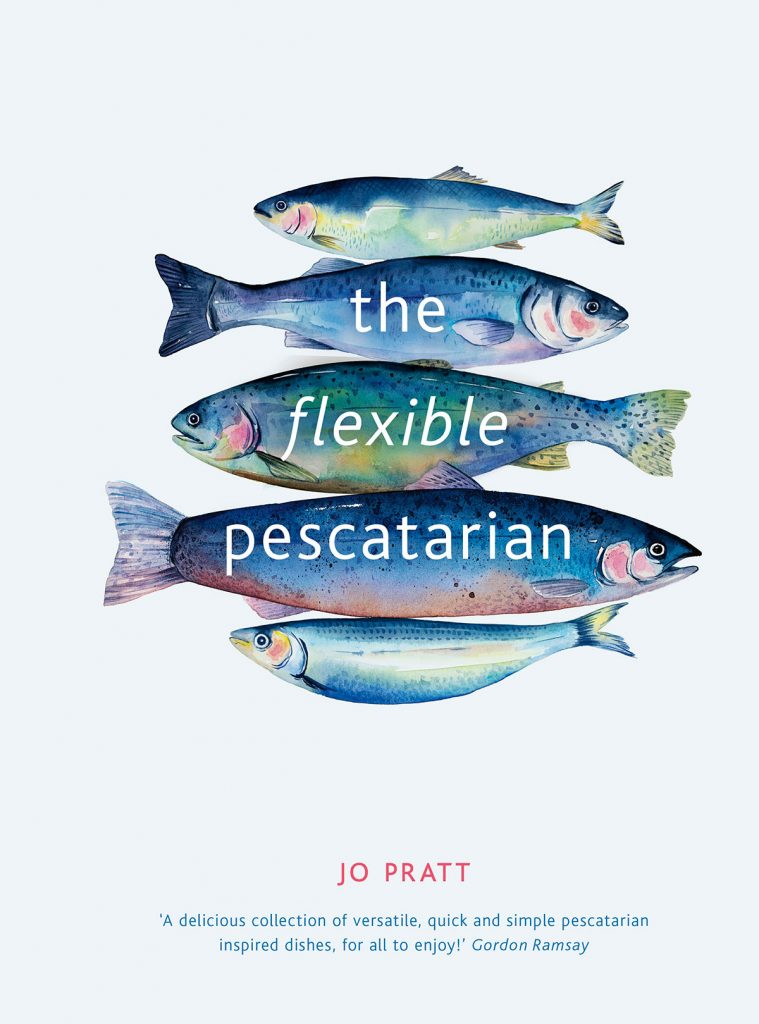 Flexible-Pescatarian-book-jacket