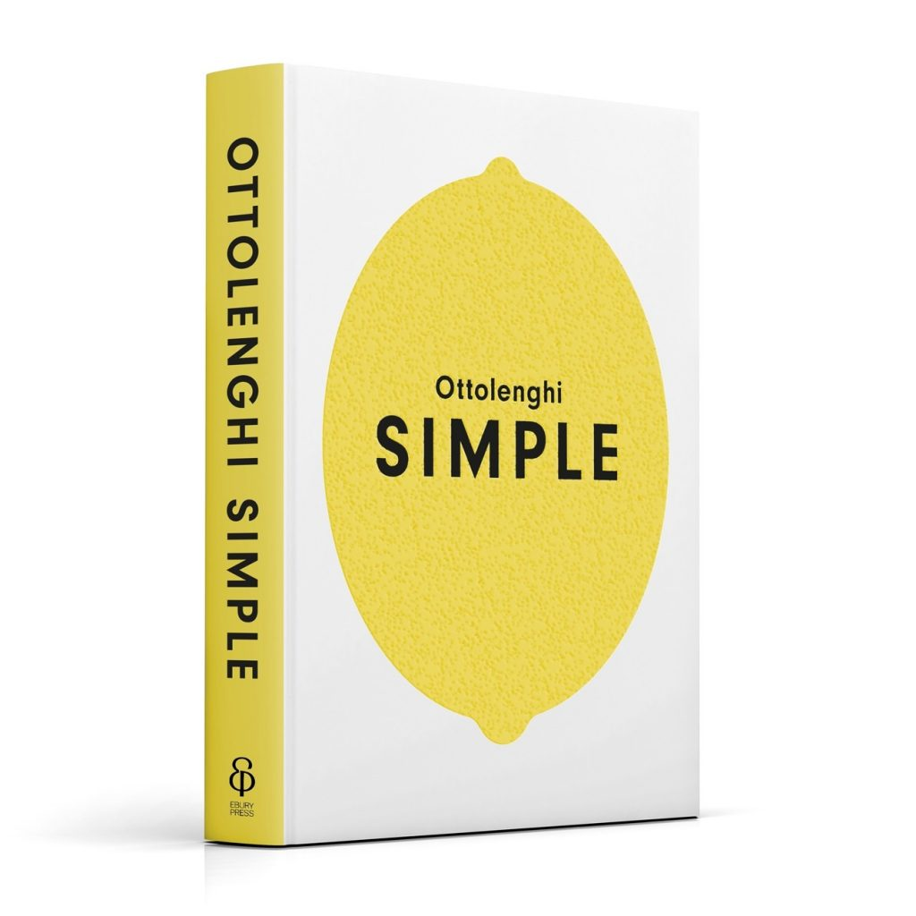 Ottolenghi Simple hardback cookbook, Waterstones
