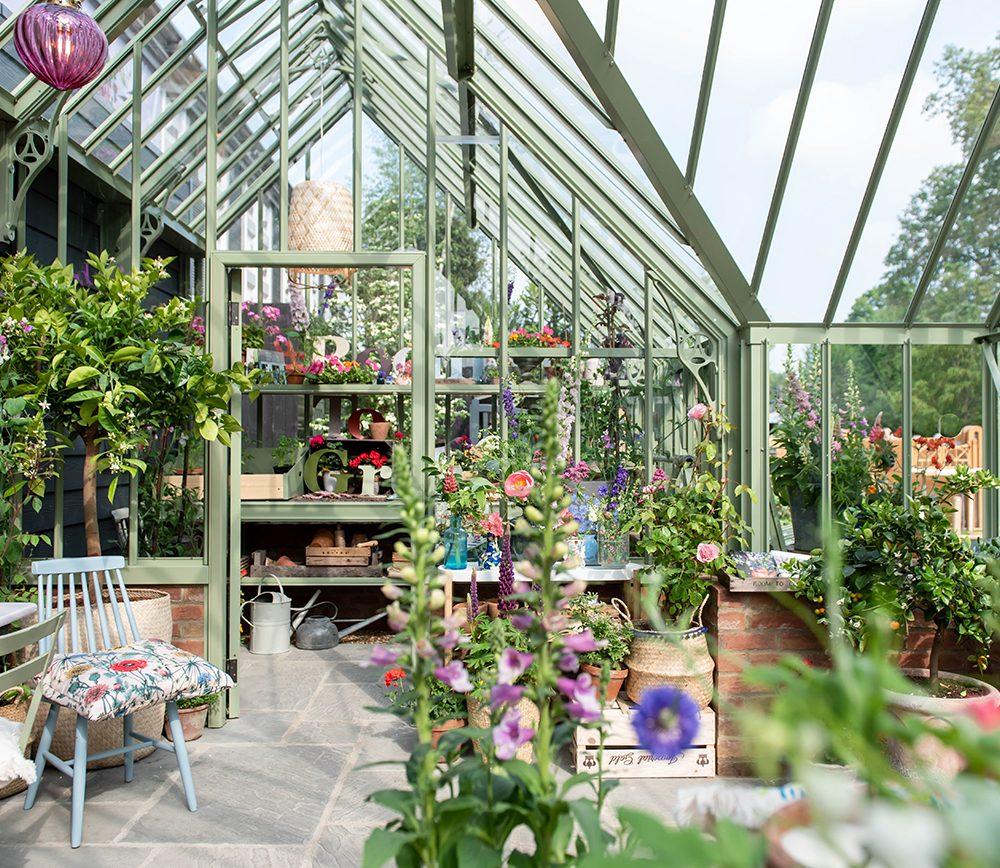 Dreamy Garden Room Inspiration