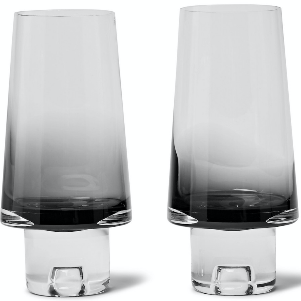 Tom Dixon Degrade High Ball Glasses, Mr Porter
