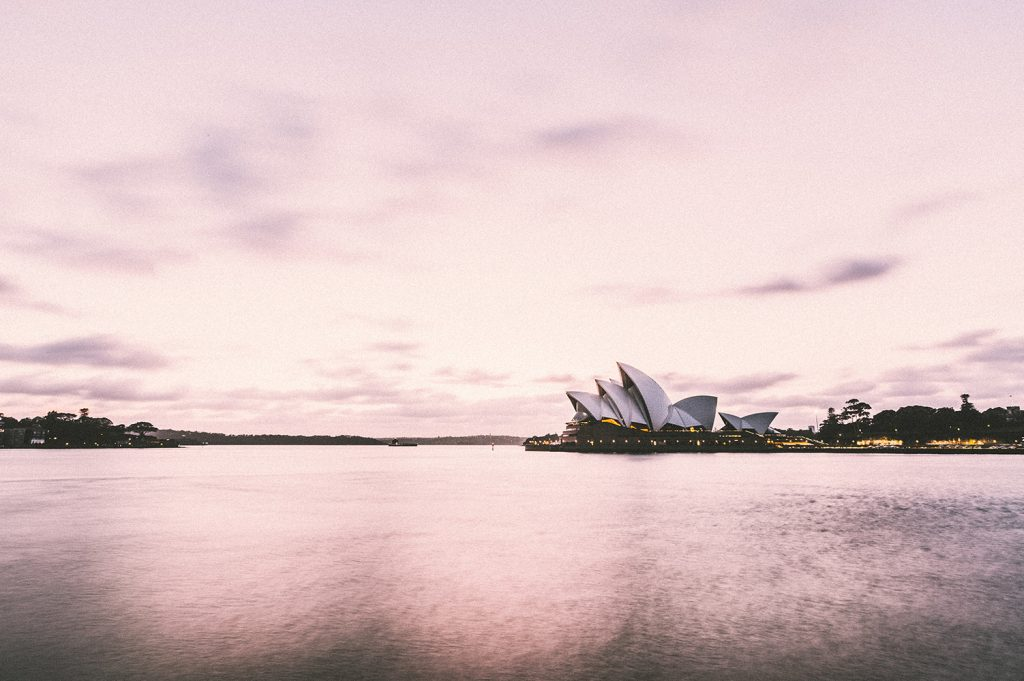 Sydney © Alex Wong Unsplash
