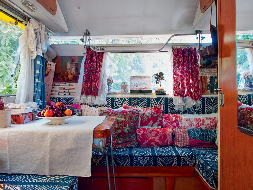 Caravan in Provence-The-Foraged-Home