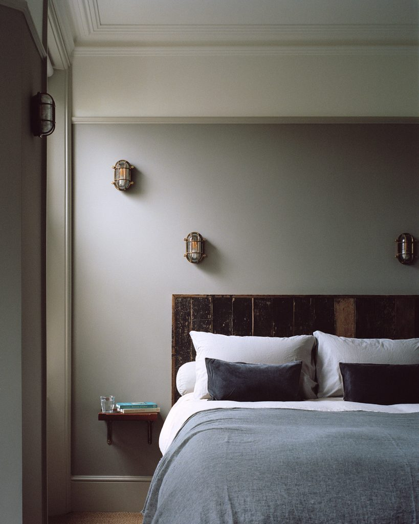 James bedroom © Rory Gardiner