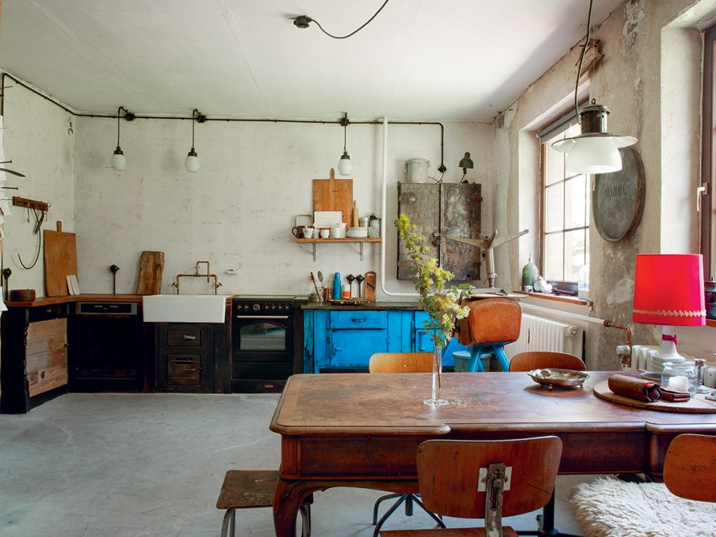 Industrial priest's house-The-Foraged-Home