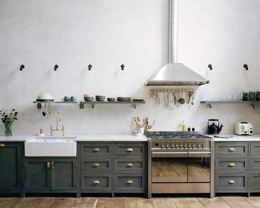 Kitchen © Rory Gardiner