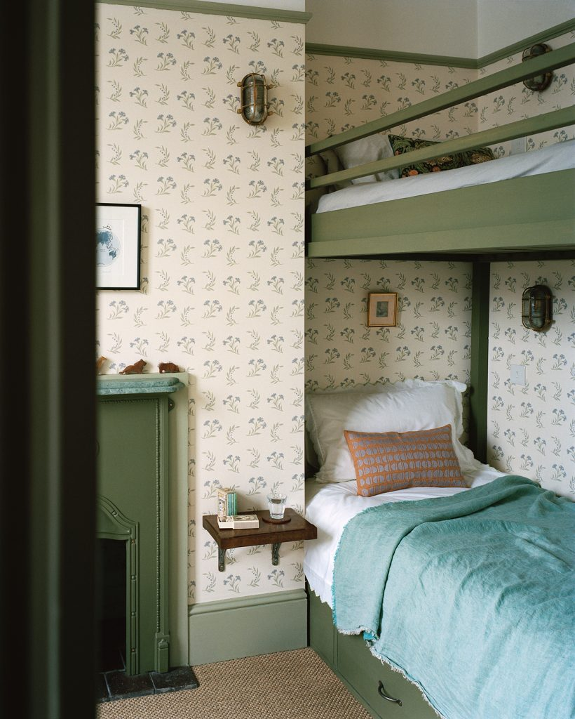 Olive's bedroom © Rory Gardiner