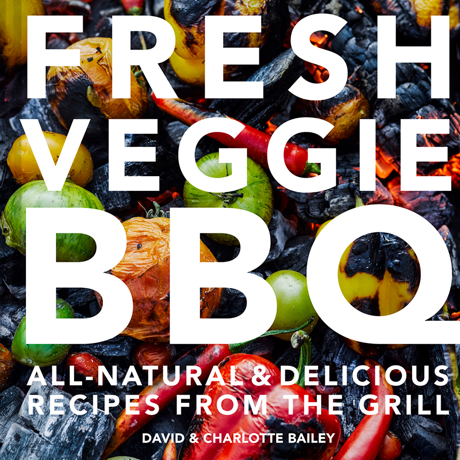 Fresh Veggie BBQ jacket