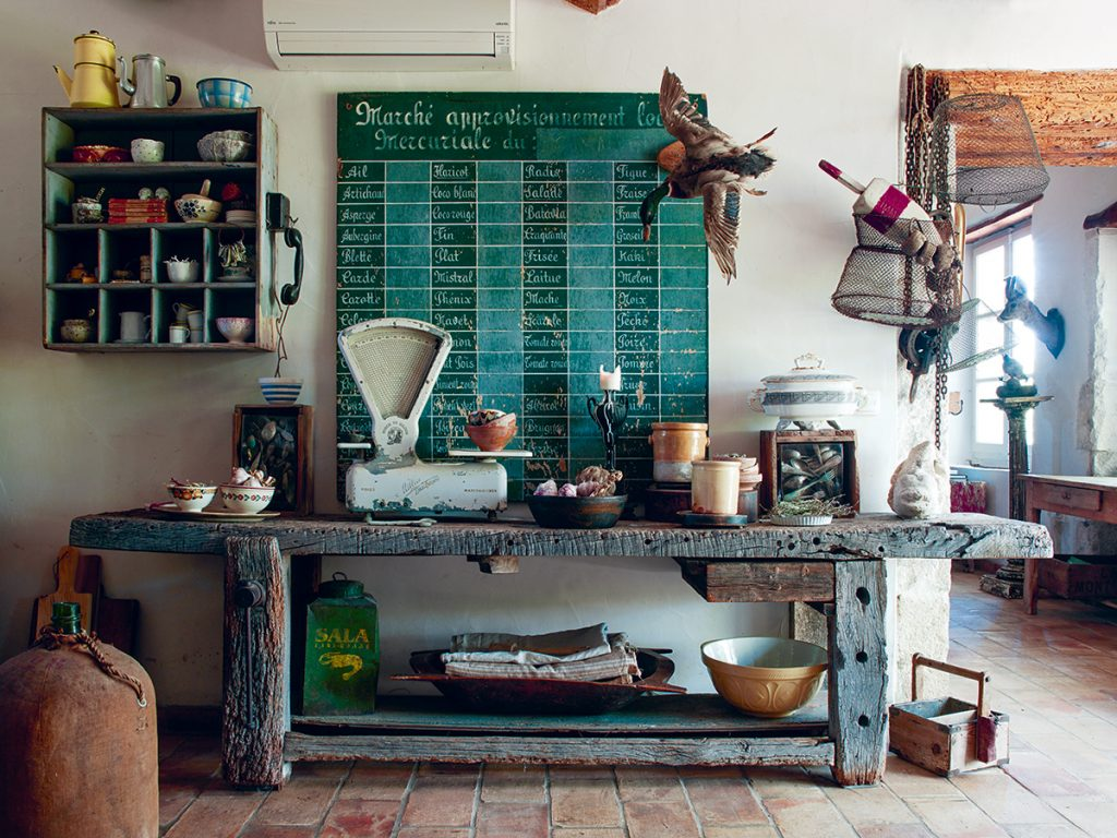 Mas in Provence-The-Foraged-Home