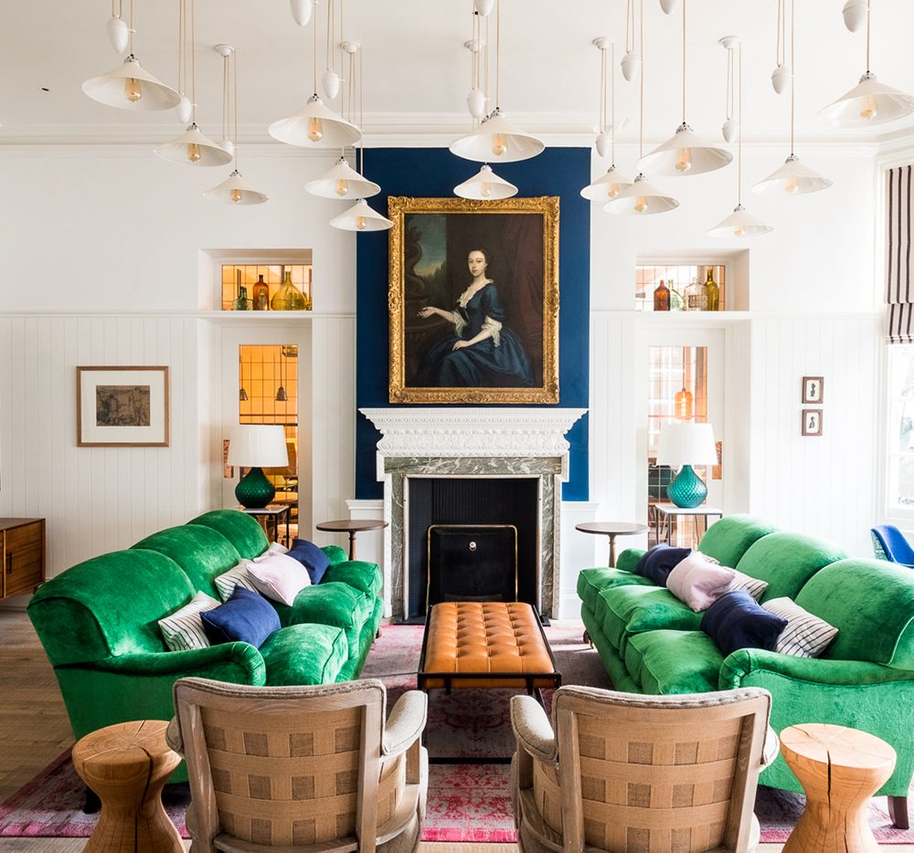 Homes from Home: Coastal Hotel Inspiration