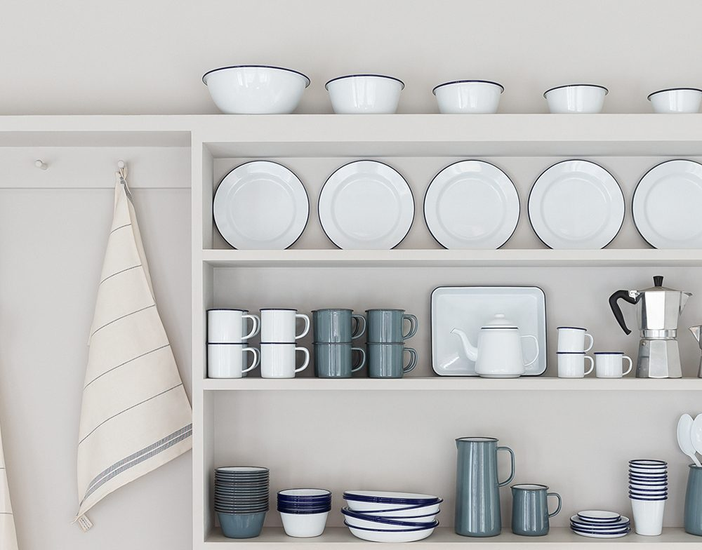 Brand We Love: Falcon Enamelware