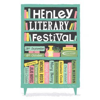 Henley Literary Festival programme graphic