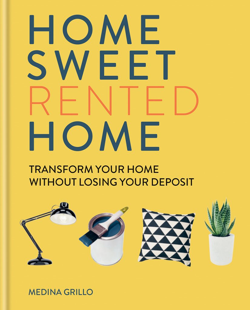 Home-Sweet-Rented-Home-Medina-Grillo-book-jacket