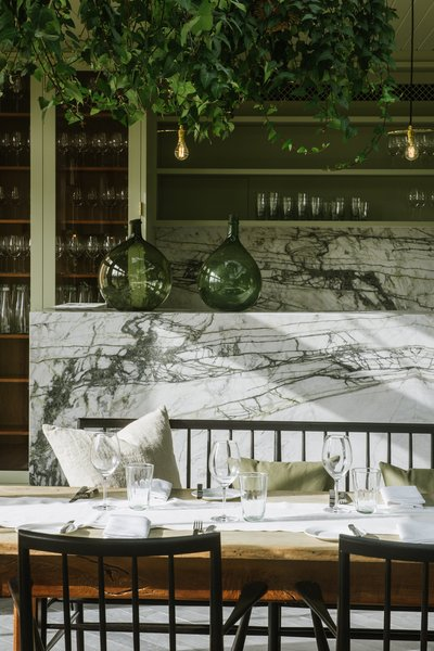 Heckfield Place Marle restaurant
