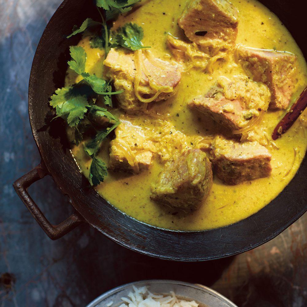 Selina Periampillai's Maldivian Tuna Curry