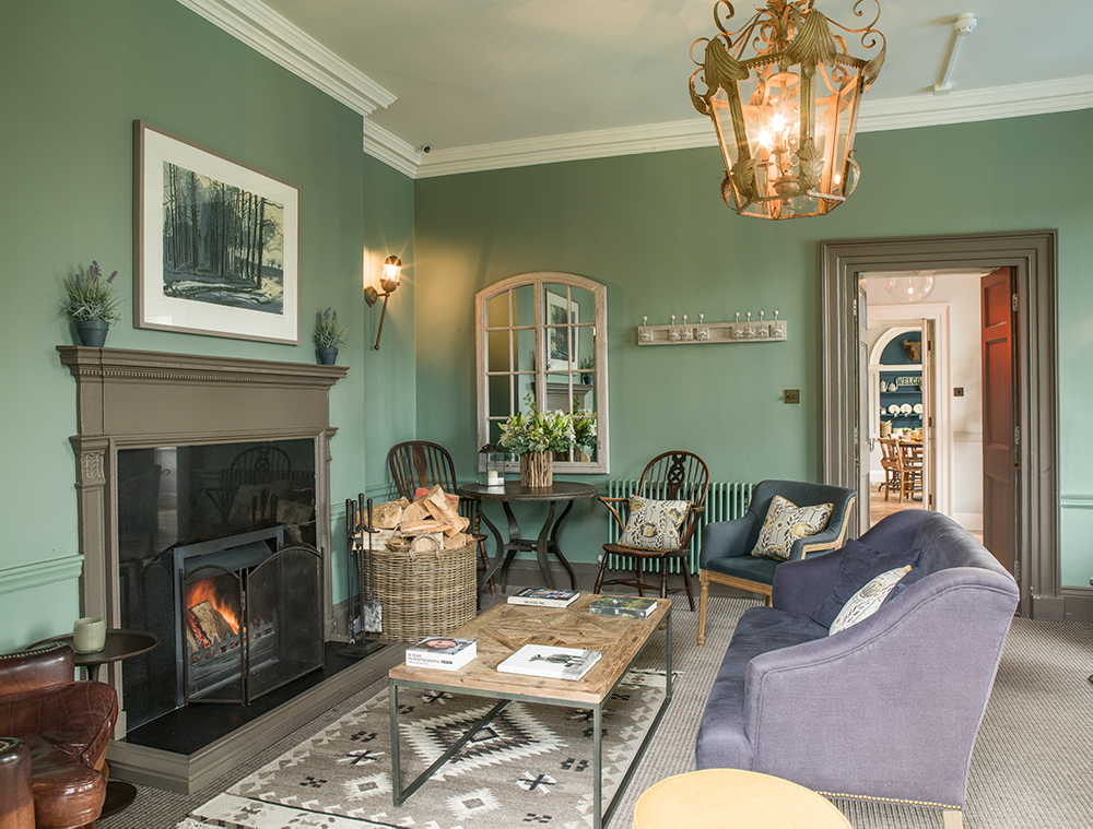 Painswick Garden Room